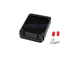 Радиатор 160х120 (под вентилятор 120х120), фото 2