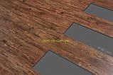 Клеевая виниловая плитка, виниловый ламинат VINILAM 8144-16 Дуб Мюнхен 3 мм, фото 2