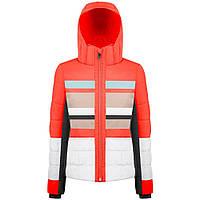 Куртка женская Poivre Blanc Orange/multico W18-1004 -WO