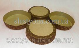 Бумажные формы для выпечки ∅15,5 см