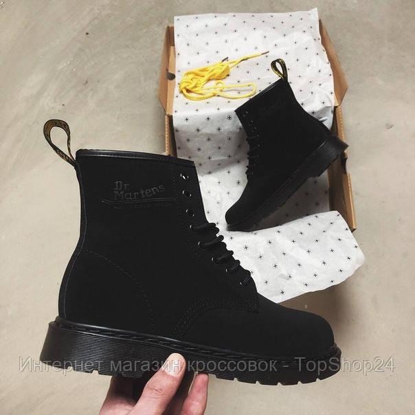 6247e6e37de4 Купить Ботинки зимние Dr Martens nubuck в интернет магазине ...