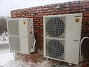 Монтаж кондиціонерів повітря. Побутові, комерційні, промислові., фото 7
