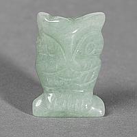 Нефрит, статуэтка Сова, 409ФГН