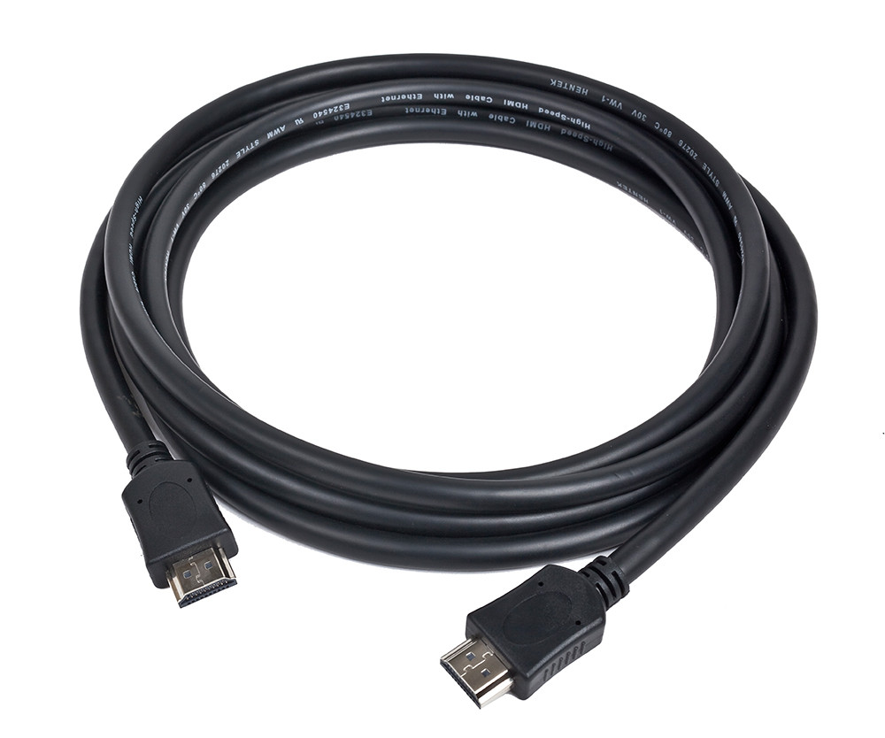 Кабель HDMI to HDMI 10.0m Cablexpert CC-HDMI4-10M Кабель HDMI V.1.4, позол. конн