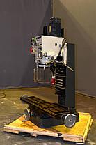 FDB Maschinen DM 45 LW cверлильно фрезерный резьбонарезной станок по металлу фдб дм 45 лв машинен, фото 2