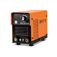 Сварочный инвертор DWT ММА - 200 MINI