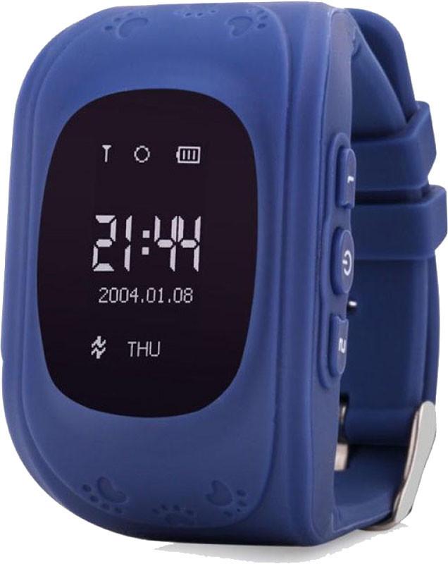 Часы Smart Baby Watch Q50 Dark Blue Гарантия 1 месяц