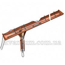 Кабель для обогрева труб и водостоков Fenix ADPSV 14 м 420 Вт, фото 2