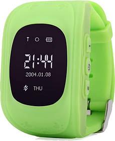 Часы Smart Baby Watch Q50 Green Гарантия 1 месяц