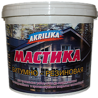 Мастика Akrilika Резино-Битумная 11.5 кг (31303)