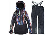 Женский лижний костюм (комплект штаны и куртка зимние) JUST PLAY размер L