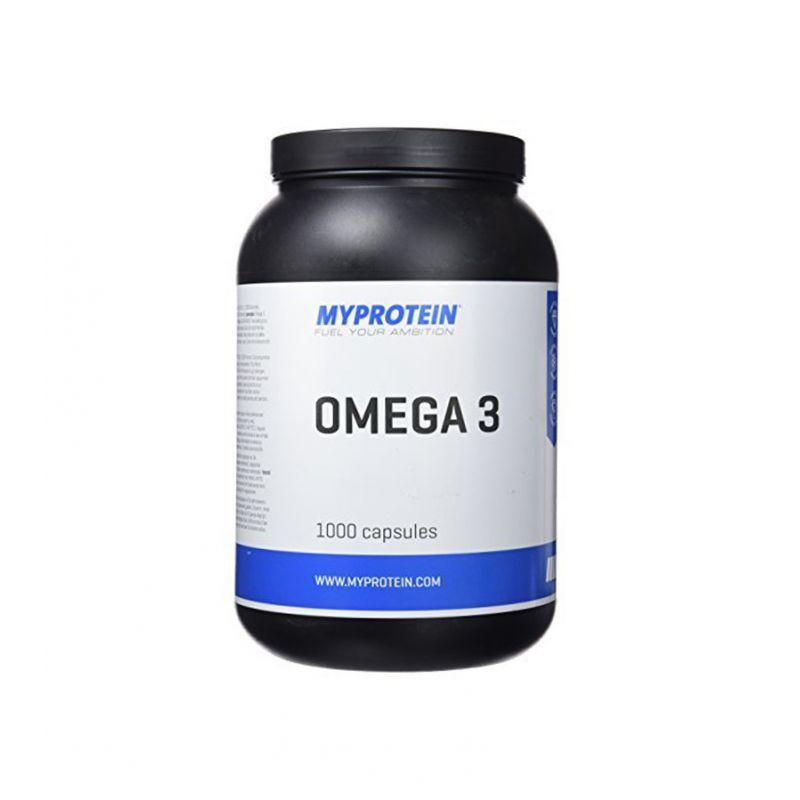 Myprotein Omega 3 1000 капс