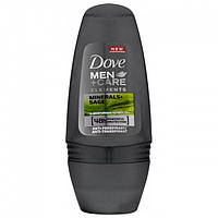 Антиперспирант-ролл Dove Men+Care Свежесть минералов и шалфея, 50 м
