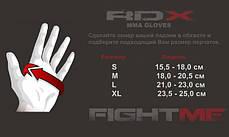 Перчатки ММА RDX X2 S, фото 2