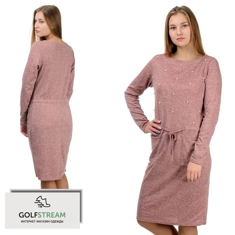 Женское платье Jessica персик