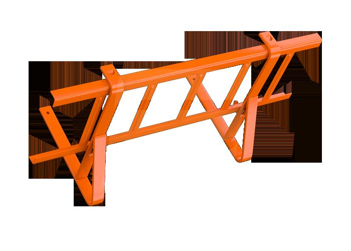 Снегозадерживающая решетка для керамической черепицы SNOWSTOPPER SET