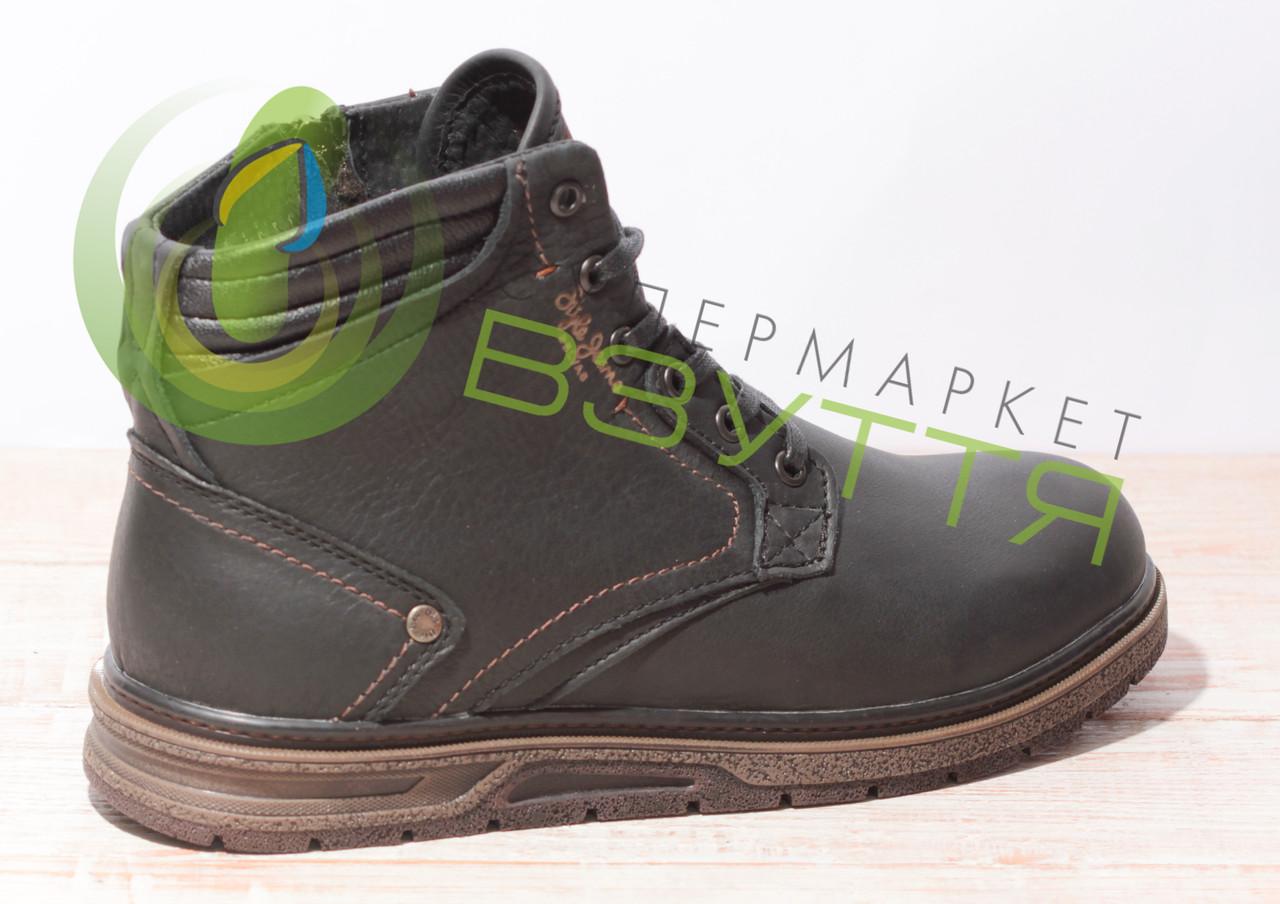 ... Кожаные мужские ботинки арт. 18173 размеры 41-45 f7d286c7e5c0c