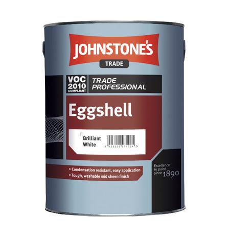 Эмаль по дереву и металлу Johnstones Eggshell 2.5 л