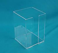 Салфетница прозрачная, фото 1