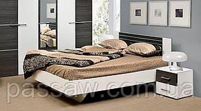 Кровать с ортопедическим каркасом  Круиз 1,6