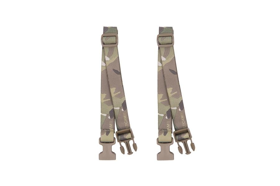 Плечевые ленты Spiritus Systems Micro Fight Skinny Straps, Multicam