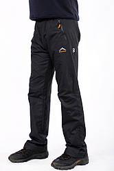 Спортивные штаны зимнее мужские на флисе +мембрана