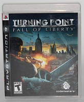 Диски на PS 3 оригинал TURNING POINT, фото 1
