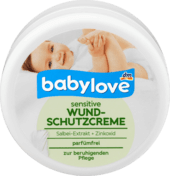 Крем захисний дитячий  BABYLOVE Wundschutzcreme sensitive