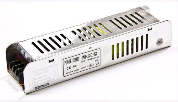 Блок питания 12V 150W (12.5A) MS
