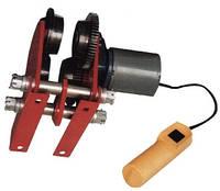 Механизм передвижения (кошка) c электродвигателем (TD)