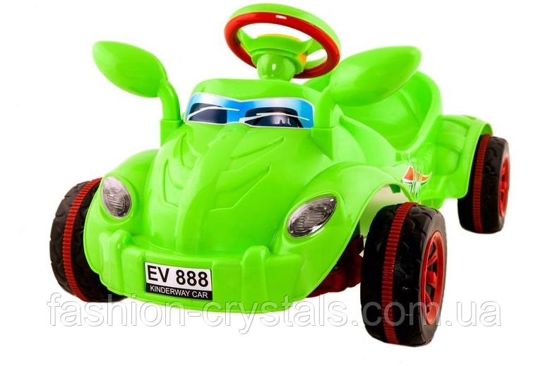Детская педальная машина Молния