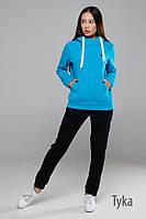 Женский стильный худи и штаны отдельно (расцветки), фото 1