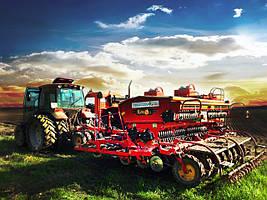 Крепёж для сельскохозяйственной техники