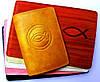 Обложка на паспорт «Рыбка»
