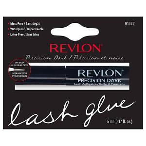 Клей для накладных ресниц без латекса REVLON Precision Lash Adhesive - Dark