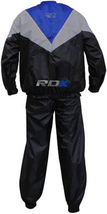 Костюм для похудения RDX Blue L, фото 2
