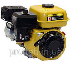 Двигатель бензиновый Forte F210GT-25  (7 л.с., ручной стартер, шлиц Ø25мм)