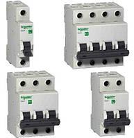 Easy9 (SCHNEIDER ELECTRIC, Франция) - автоматические выключатели