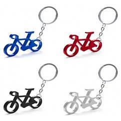 "Брелок-открывалка ""Велосипед"", алюминий"