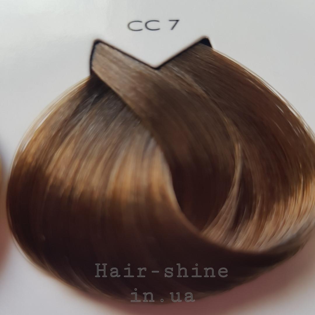 Cтойкая крем-краска для волос 50 мл L'Oreal Professionnel Majirel Cool Cover СС 7 блондин