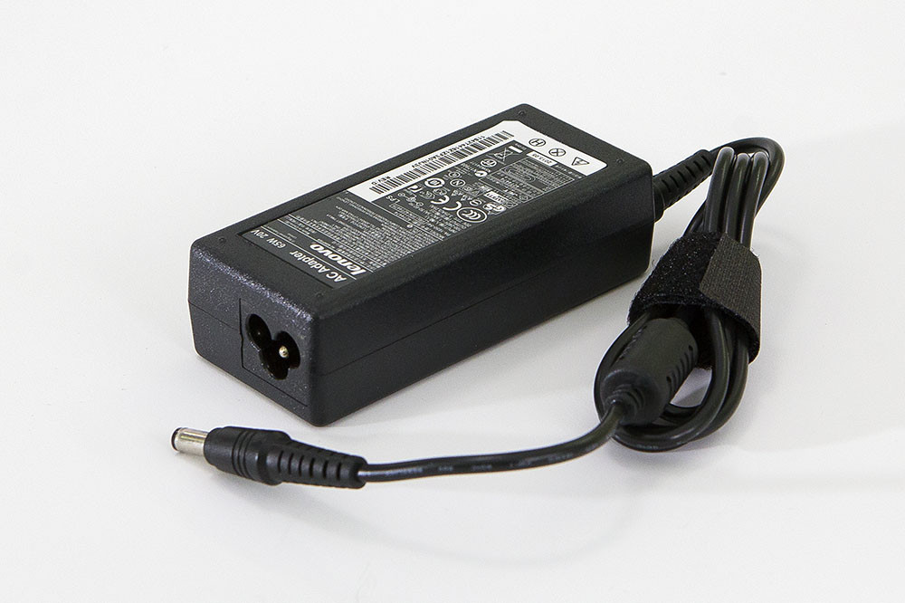 Блок питания Lenovo 20V 3.25A 65W Black + сетевой кабель питания A108, КОД: 201249