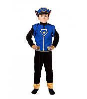 Костюм детский Гонщика Чейза карнавальный (S, M, L) для мальчиков