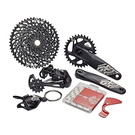 Групсет SRAM GX EAGLE 175 BOOST GROUPSET, фото 2