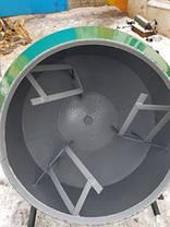Бетономешалка / бетоносмеситель Скиф БСМ-200 литров, фото 3