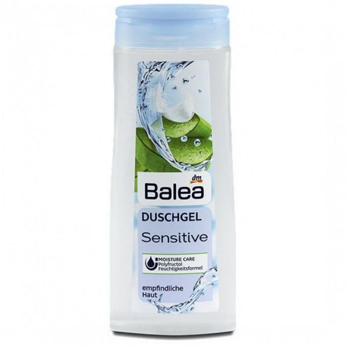Крем-гель для душа Balea Sensitive, 300мл