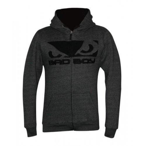Спортивная кофта Bad Boy Fleece Dark Grey XL