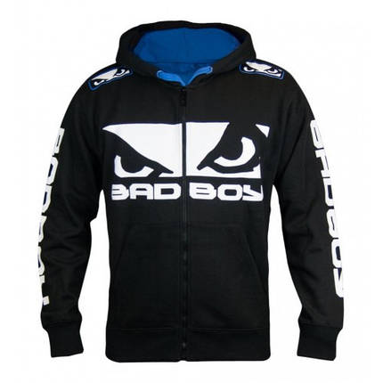 Спортивная кофта Bad Boy Walk In 2.0 Black/Blue M, фото 2