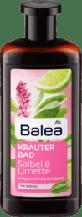 Травянна піна для ванни Kräuterbad Salbei & Limette