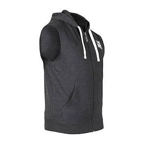 Спортивная кофта без рукавов Bad Boy Dark Grey XL, фото 2