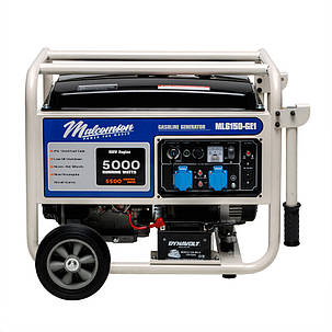 Генератор бензиновий Malcomson ML6150‐GE1 (5,5 кВт), фото 2